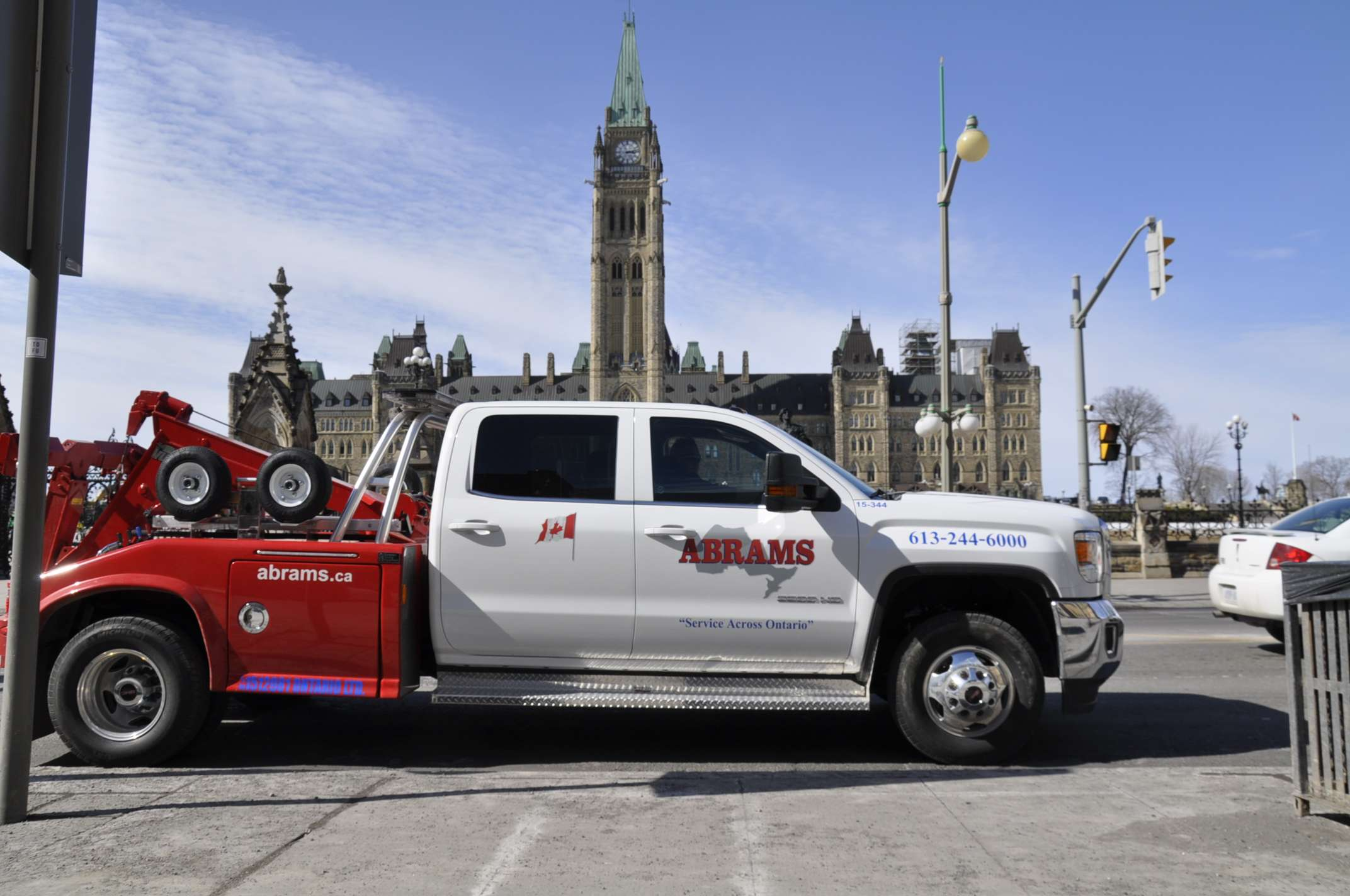 Towing Services & Roadside Assistance in tario