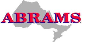Abrams Towing Service Logo