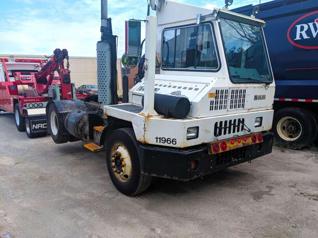 Shunt Truck Repair or Service