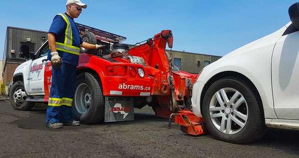 Abrams Towing Service Toronto