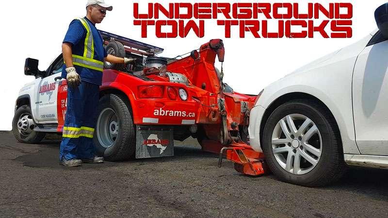 Abrams Underground Towing Service