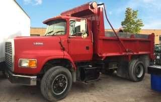 Dump Truck for Sale