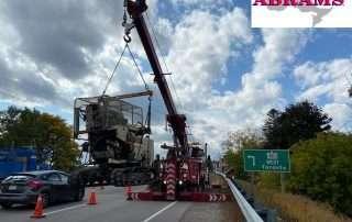Crane Services off 401