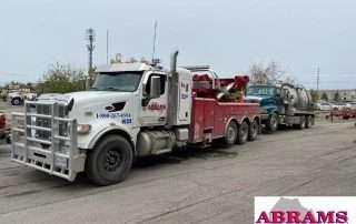 Heavy Haul Services in Ontario