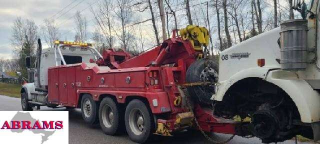 Semi Towing Ontario