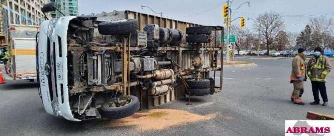 toronto box truck tow