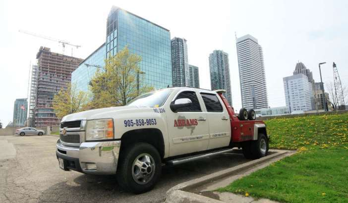 Commercial Private Property Towing